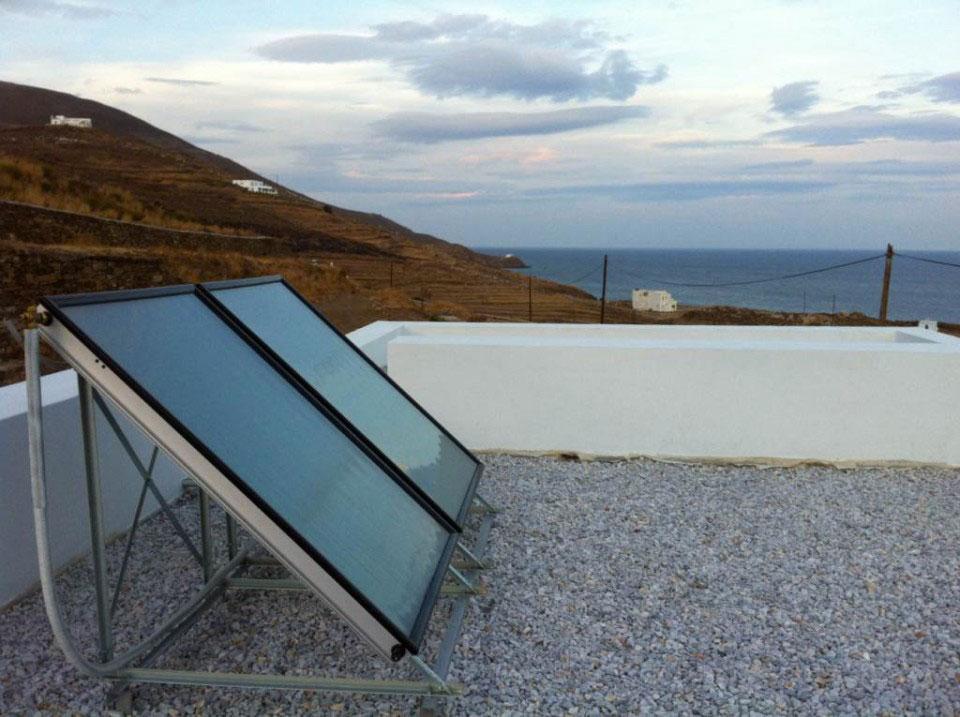 κεντρικό ηλιακό σύστημα-solarking