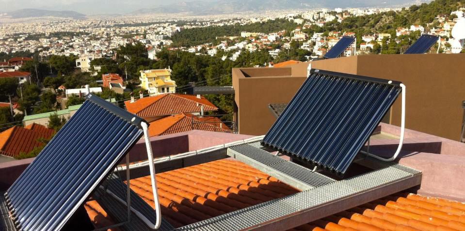 ηλιακοί θερμοσίφωνες-solarking