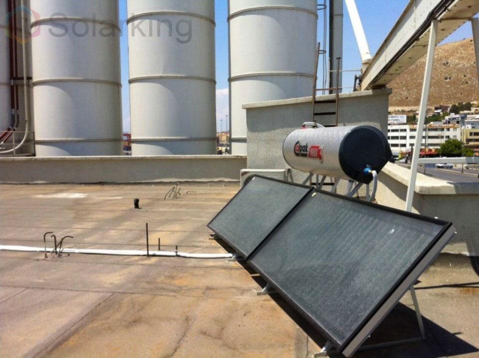 ηλιακοί θερμοσίφωνες-calpac-solarking