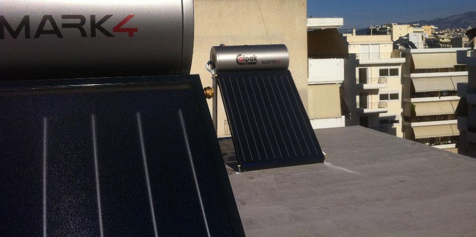 ηλιακός θερμοσίφωνας-calpac-mark3-solarking